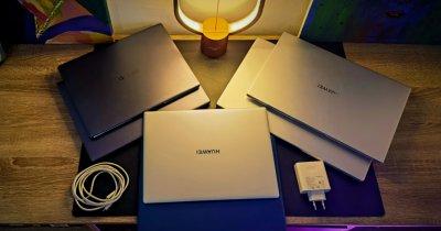 Review extins: Am testat toată gama de laptopuri HUAWEI MateBook. Ce alegi?