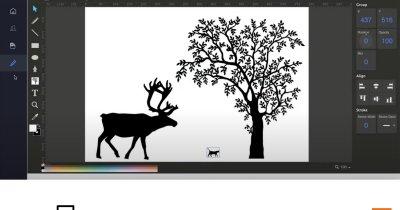 Image Creator, software ce realizează desene interactive pentru copiii nevăzători