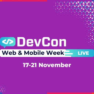 Speakeri Google, Spotify și Cognizant Softvision în cadrul Web & Mobile Week la DevCon Live