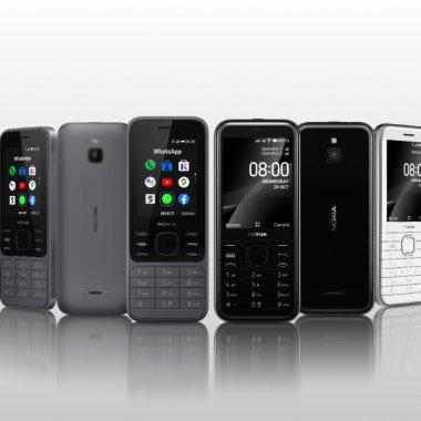 Nokia mai lansează două telefoane clasice cu 4G până-n 300 de lei