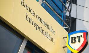 Rezultate financiare Banca Transilvania - soldul creditelor și IMM Invest