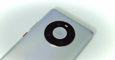 Noul HUAWEI Mate 40 Pro: cel mai ecologic smartphone din portofoliul Huawei