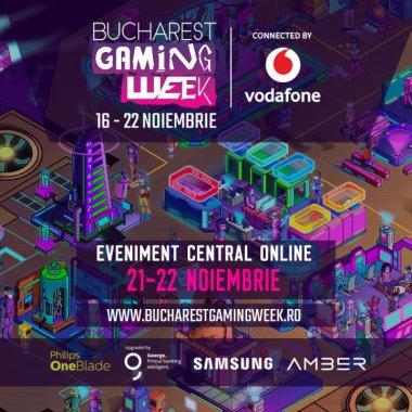 Bucharest Gaming Week, discuții despre gaming și competiții de jocuri
