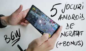 VIDEO 5 jocuri mobile de neratat pe Android - Partea a 2-a (cu bonus)