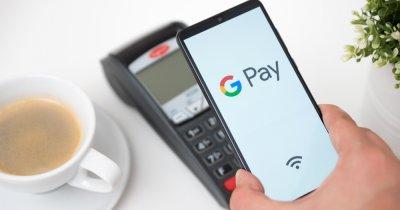 Google Pay disponibil oficial în România ca să plătești cu Android