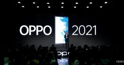 Tehnologiile viitorului pentru Oppo - telefonul cu ecran extensibil motorizat