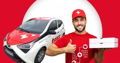Tazz by eMAG, 2.000 de mașini pentru livrări după ce ia 100 de la Autonom