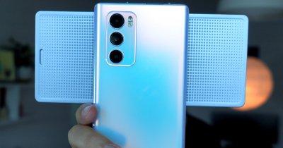 REVIEW LG Wing - cel mai ciudat telefon, surprinzător de util