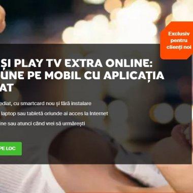 Focus Sat lansează aplicația Play TV: televiziune pe laptop, tabletă, smartphone
