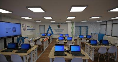 SmartLab se extinde: Laborator de 100.000 euro în Călărași