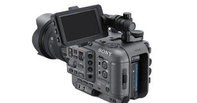 Sony lansează camera profesională full-frame FX6 pentru iubitorii de film