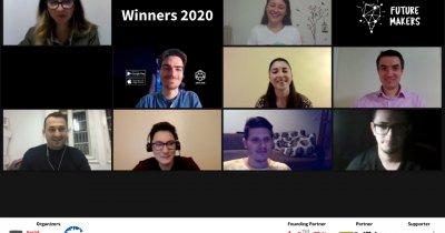 Tehnologie pentru deșeuri plastice, startup-ul câștigător la Future Makers 2020