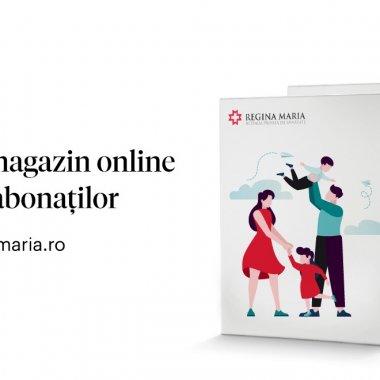 Regina Maria lansează magazinul online ca să iei servicii medicale pe net
