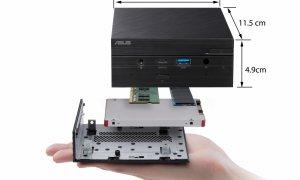 ASUS Mini PC PN50 încape în palmă și poate afișa imagini 8K
