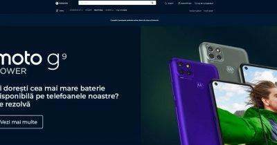 Motorola își lansează magazinul online și vine cu oferte speciale