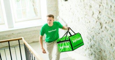 Bolt livrează mâncare în Cluj-Napoca și anunță Bolt Food în oraș
