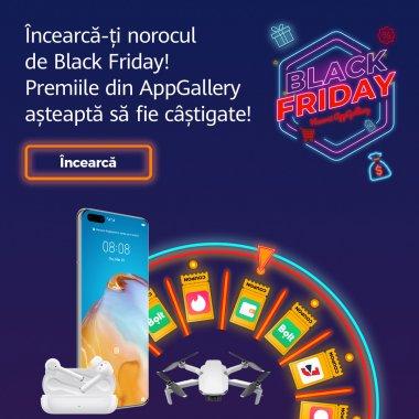 Black Friday în Huawei AppGallery: poți să ai 6 luni de Tinder Plus gratis