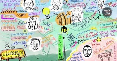 Sfaturile a 5 antreprenori cu vechime pentru Tinerii în Arenă