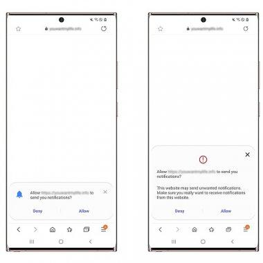Noul browser Samsung vine cu funcții pentru confidențialitatea datelor