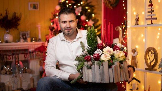 Sărbători în pandemie: vor crește comenzile de flori online
