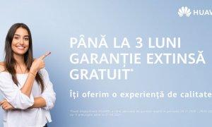 Servicii speciale pentru utilizatorii Huawei: extra garanție, door-to-door