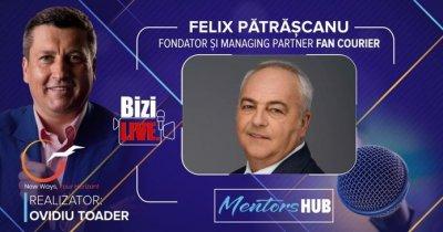 MentorsHub - O nouă miniserie de emisiuni suport marca Bizilive TV, pentru antreprenori, freelanceri și profesioniști