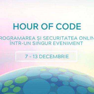 Hour of Code 2020: resurse pentru copiii care vor să învețe programare