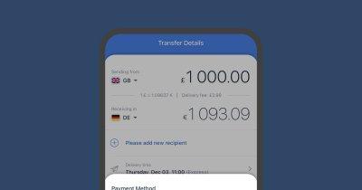 TransferGo și Mastercard, parteneriat pentru transferuri internaționale pe card