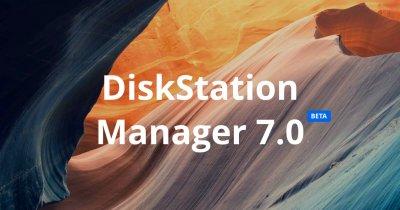 Synology anunţă platforma de gestionare DiskStation Manager 7.0