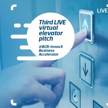 VIDEO LIVE: BCR-InnovX - startup-urile finaliste din grupa Scaleups
