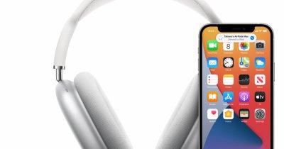 Apple lansează, în sfârșit, căștile over-ear AirPods Max. Cum arată și cât costă