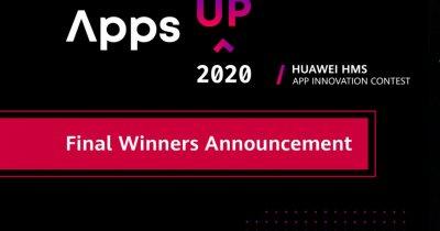Huawei anunță câștigătorii globale AppsUp: Premii de până la 20.000 dolari