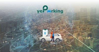 Startup-ul românesc yeParking, soluție gratuită pentru primăriile din toată țara