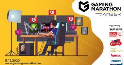 Joburi și oportunități în industria de jocuri din România: maraton de gaming