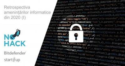 #NOHACK - Rezumatul celui mai greu an de luptă cu hackerii
