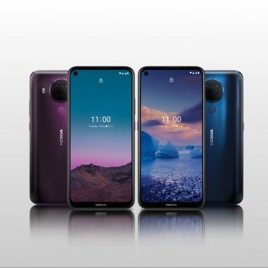 HMD Global lansează Nokia 5.4, un nou telefon accesibil