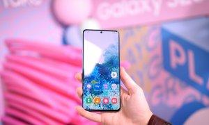 Samsung, lider pe segmentul smartphone-urilor 5G
