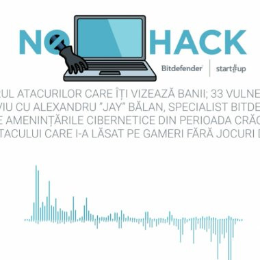 #NOHACK Podcast - De ce poți să îți pierzi datele și banii de Crăciun în 2020