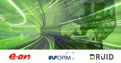 DRUID, parteneriat cu E.ON: Chatbotul IOANA îi va ajuta pe clienți