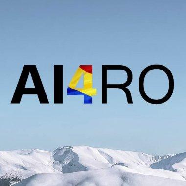 Un grup de experți români lansează AI4RO Artificial Intelligence for Romania