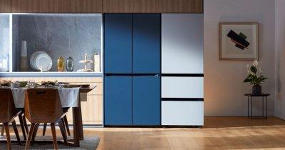 Samsung lansează frigiderele BESPOKE în piețe noi, inclusiv în România