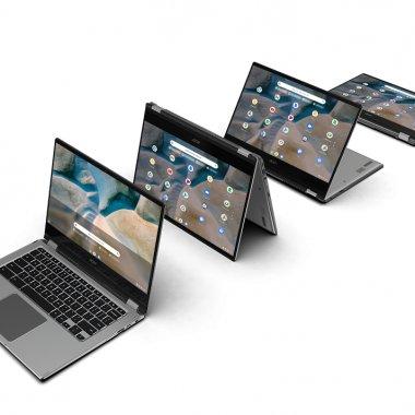 Laptopuri pentru școală și birou - Acer Chromebook cu AMD Ryzen 3000