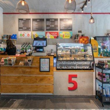 Franciza 5 to go: 300 de cafenele în 2021, 1.000 în următorii cinci ani