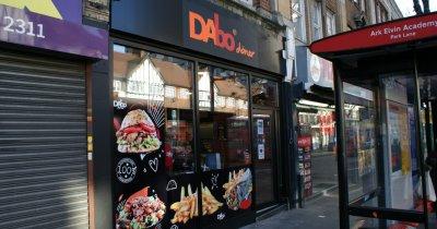 Franciza DAbo Doner: restaurant de fast-food în Londra
