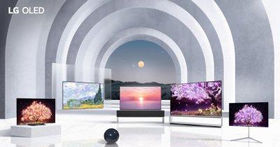 LG prezintă gamă de TV-uri premium din 2021: OLED, QNED Mini LED și NanoCell