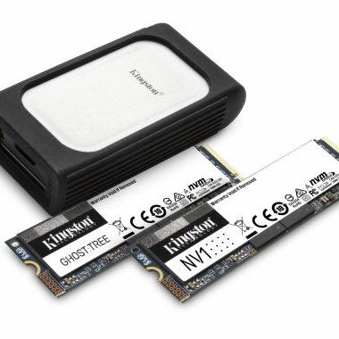SSD-ul Kingston care poate atinge o viteză de 7000 MB/s