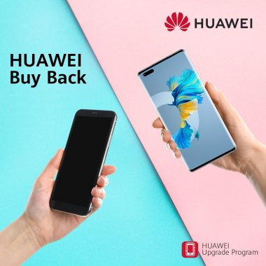 Programul de Buy Back al Huawei devine disponibil permanent