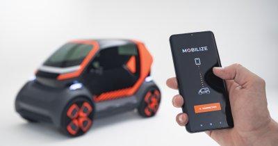 Mobilize, brandul Renault pentru viitorul automobilelor: carsharing și electric