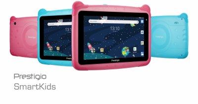 Prestigio revine pe piața de tablete și anunță modele pentru școala online