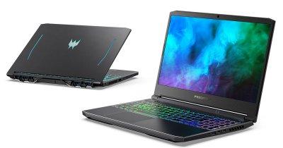 Acer actualizează laptop-urile de gaming Predator Triton și Helios